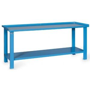 PLATEAU DE TABLE MONOBLOC MG101 EN TôLE MM 1000X700X890H SéRIE MG MG Dinamitek 2