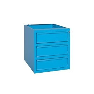 MG117 CHEST OF DRAWERS FOR COUNTERS WITH 3 DRAWERS MM 505X620X600H MG MG SERIES Dinamitek 2