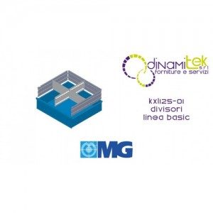 MG KXL125-01 DIVISORI LINEA BASIC Dinamitek 1