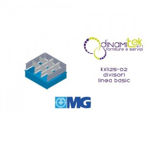 MG KXL125-02 DIVISORI LINEA BASIC Dinamitek 1