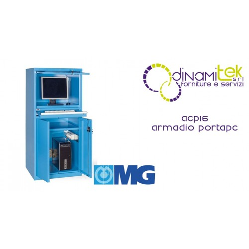 GABINETE DE PC ACP16 MG Dinamitek 1