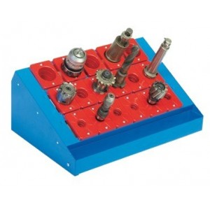 TS51 METAL SUPPORT FOR BENCH BUSHINGS (BUSHINGS EXCLUDED) MM 600X400X255H MG Dinamitek 2