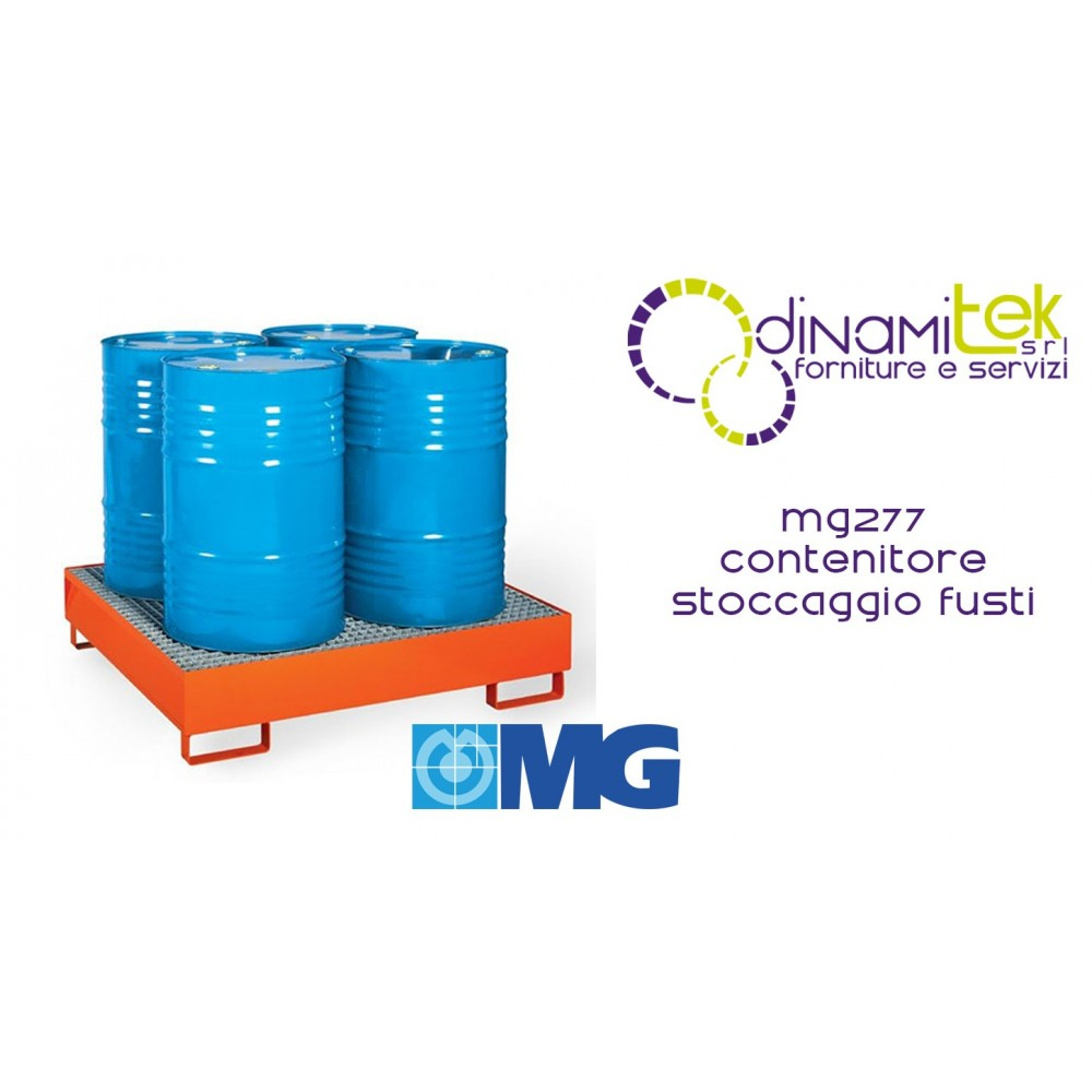 MG MG277 CONTENITORE-STOCCAGGIO Dinamitek 1