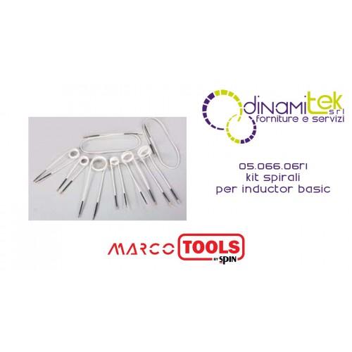 05.066.06 INDUCTOR BASIC SPIN APPAREILS DE CHAUFFAGE à INDUCTION EN MéTAL MARCO TOOLS Dinamitek 1