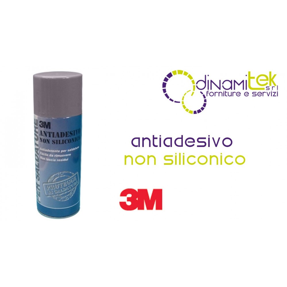17957 ANTIADESIVO NON SILICONICO SPRAY 400 ML Dinamitek 1