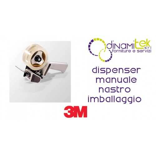 DISPENSER MANUALE PER NASTRO MODELLO H-180 3M Dinamitek 1