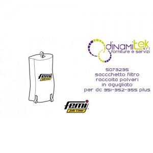 5073235 FILTER BAG IN NEEDLE PUNCHED FEMI Dinamitek 1
