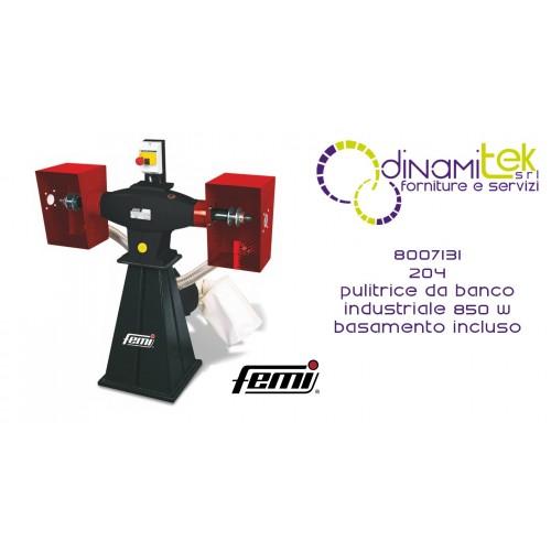 204 LIMPIADOR DE BANCO INDUSTRIAL CóDIGO 8007131 FEMI Dinamitek 1