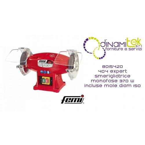 404 DOUBLE BENCH GRINDER COD 8015420 FEMI Dinamitek 1