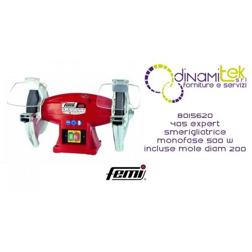 405 DOUBLE BENCH GRINDER COD 8015620 FEMI Dinamitek 1
