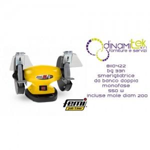 BG 33N DOUBLE BENCH GRINDER COD 8110422 FEMI Dinamitek 1