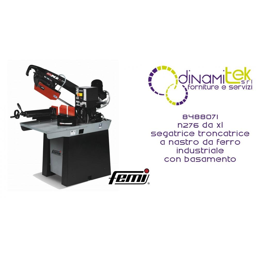 SIERRA DE CINTA DE HIERRO N 276 DA XL COD 8488071 FEMI Dinamitek 1