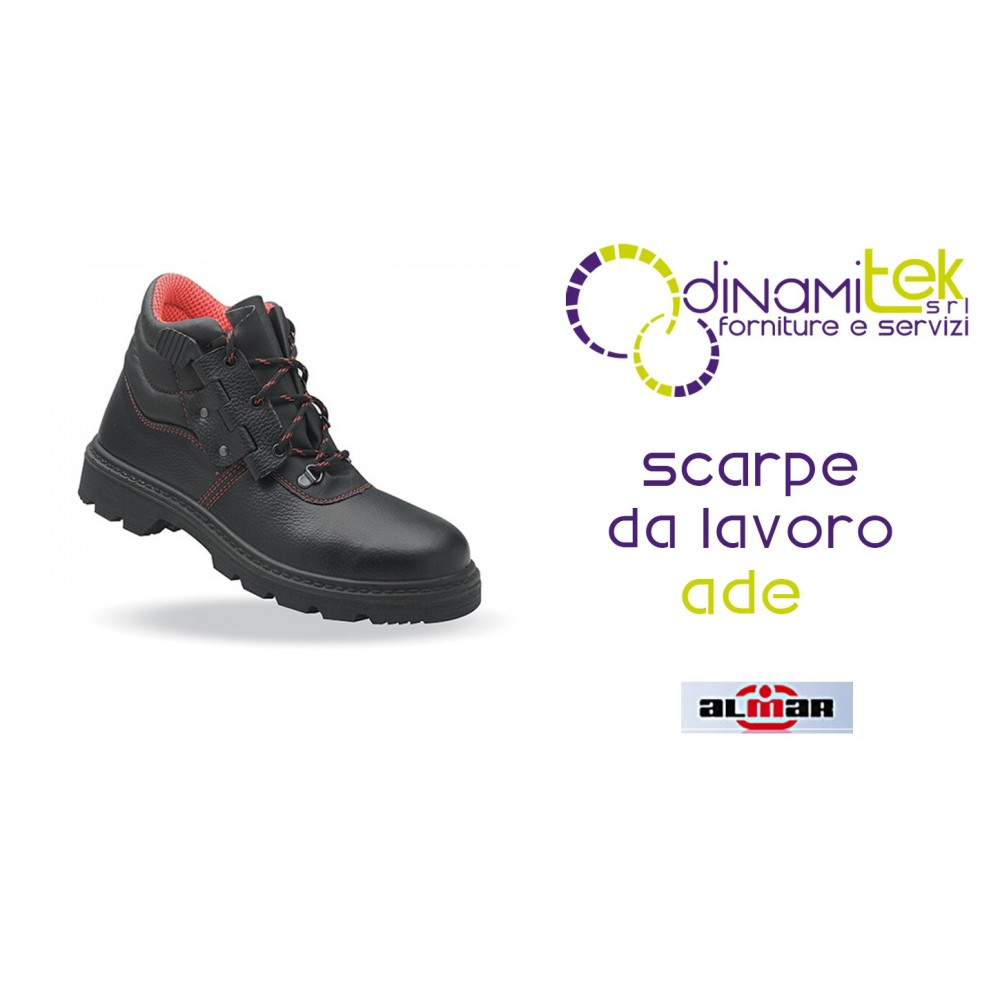 54066 ADE THE BOOT FROM WORK WHICH IS RESISTANT TO HEAT ALMAR Dinamitek 1