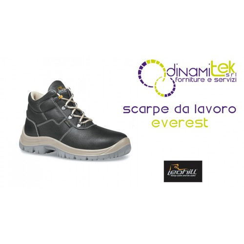 EVEREST SHOE WORK LEOHILL Dinamitek 1