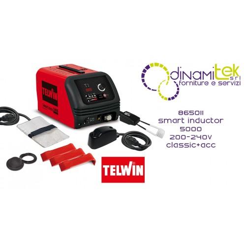 865011 SPOT SMART INDUCTOR 5000 200-240V CLASSIC + ACC. TELWIN Dinamitek 1