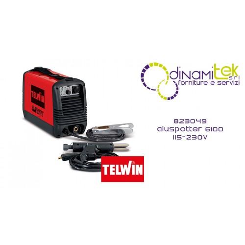 823049 SPOT ALUSPOTTER 6100 115-230V TELWIN Dinamitek 1