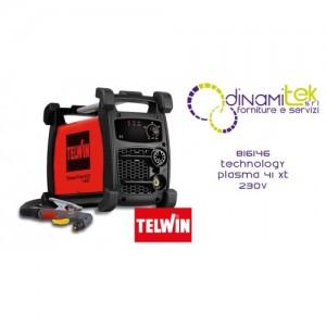 816146 TECHNOLOGY PLASMA 41 XT 230V TELWIN Dinamitek 1