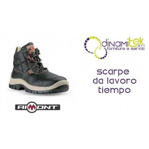 TIEMPO SHOE WITH NAIL PROTECTION AIMONT Dinamitek 1