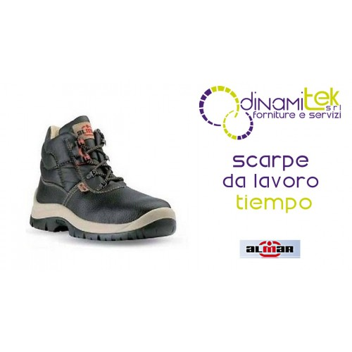 TIEMPO SHOE WITH NAIL PROTECTION ALMAR Dinamitek 1