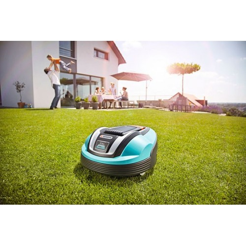 R70 LI ROBOT MOWER GARDENA LAWN UP TO APPROX 700M2 Dinamitek 5