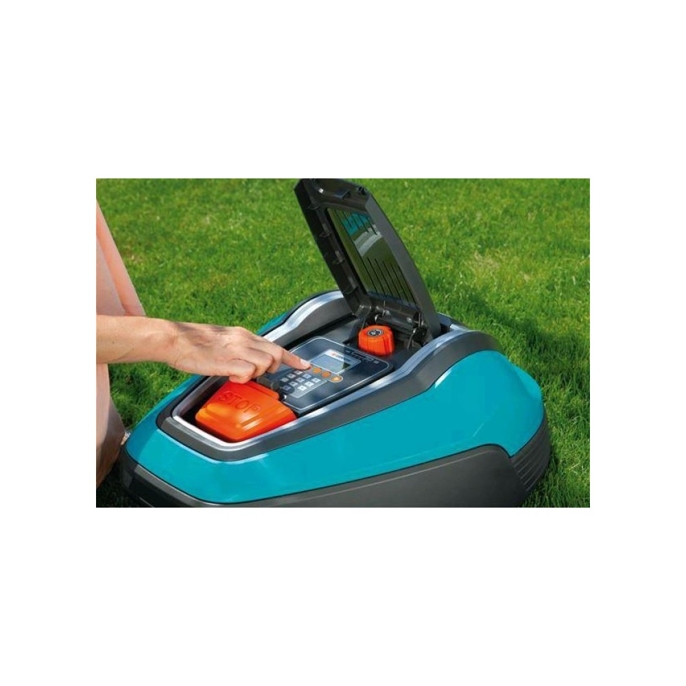 R70 LI ROBOT MOWER GARDENA LAWN UP TO APPROX 700M2 Dinamitek 6