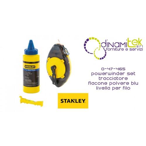 47-465 JUEGO DE PLOTTER POWERWINDER STANLEY Dinamitek 1
