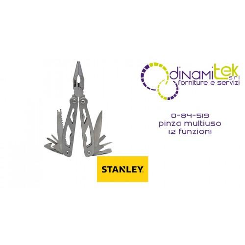 0 PINCE MULTI-USAGES 12 FONCTIONS 84-519 STANLEY Dinamitek 1