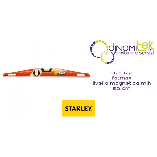 42-422 MLH NIVEL DE FATMAX MAGNéTICO STANLEY Dinamitek 1