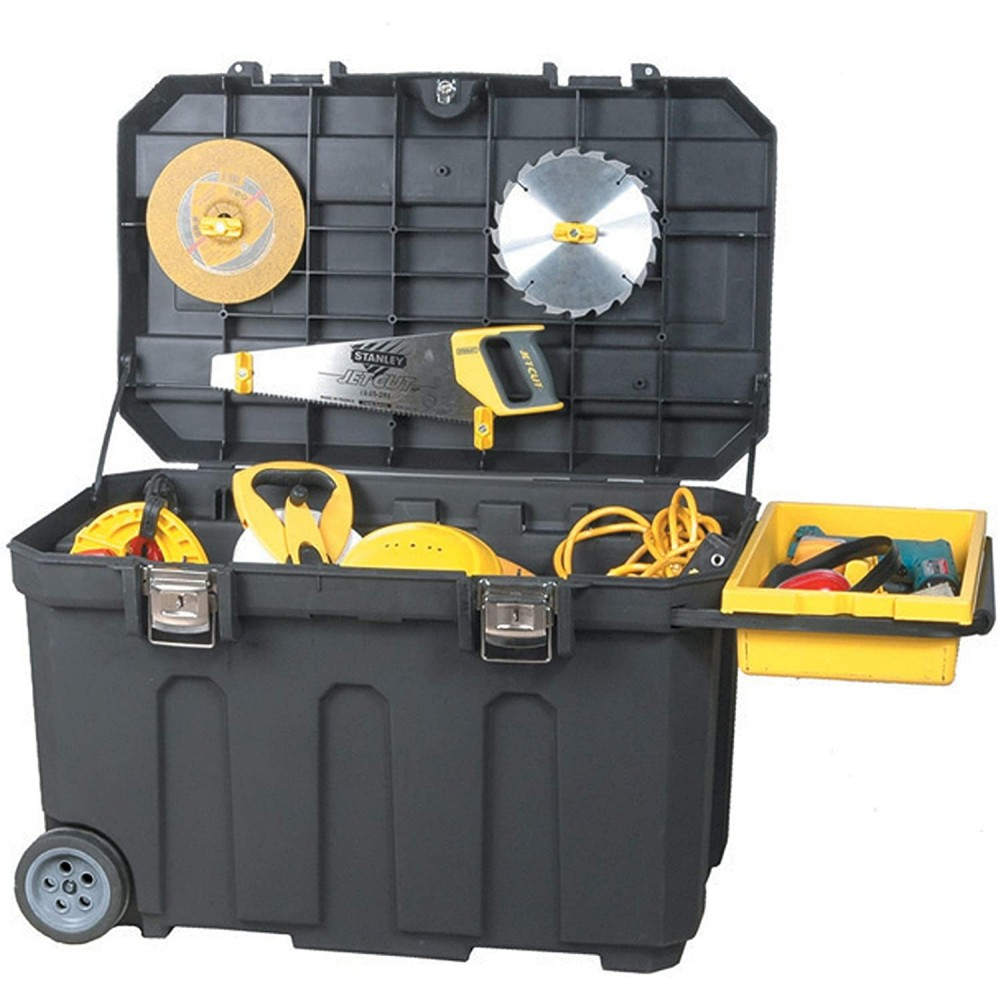 1-BOX WITH WHEELS 227 LT 93-278 STANLEY Dinamitek 2
