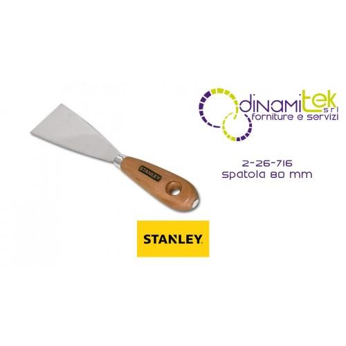 26-716 TROWEL FOR WALLS 80 MM STANLEY Dinamitek 1