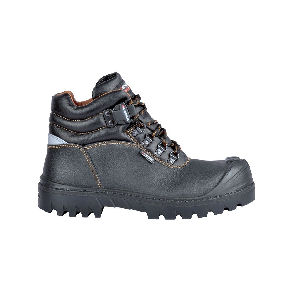 SAFETY BOOT FOR CONSTRUCTION INDUSTRY, CRAFTS AND AGRICULTURE CHAGOS UK S3 HRO SRC COFRA Dinamitek 2