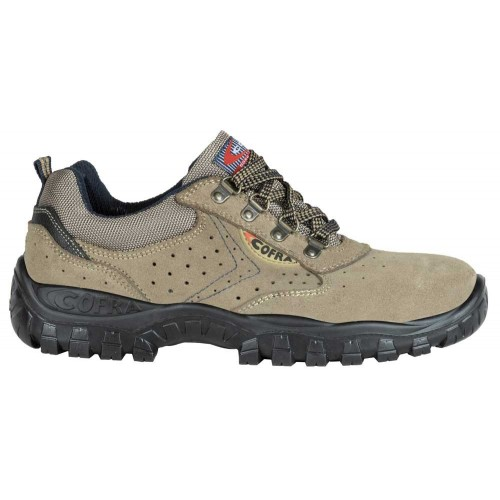 COSMOS S1-P SRC SAFETY SHOE SLIP RESISTANT AND BREATHABLE COFRA FOR SUMMER SEASON Dinamitek 2