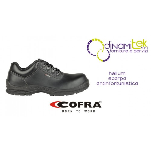 COFRA HELIUM S3 SRC SAFETY SHOE FOR THE CHEMICAL INDUSTRY Dinamitek 1