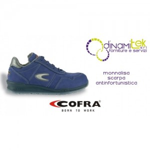 SAFETY SHOE PERFECT FOR INDUSTRY AND CRAFTS MONNALISA S3 SRC COFRA Dinamitek 1