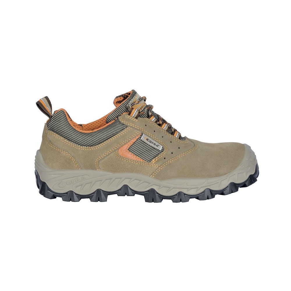 NEW ADRIATIC S1-P SRC SAFETY SHOE COFRA FOR ALL FIELDS OF APPLICATION Dinamitek 2