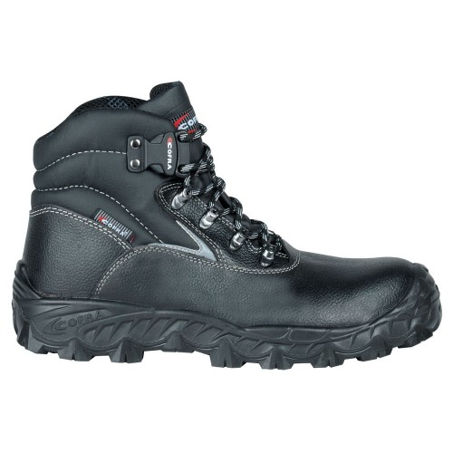 SAFETY SHOE PERFECT FOR ALL FIELDS OF APPLICATION NEW BLACK SEA S3 SRC COFRA Dinamitek 2