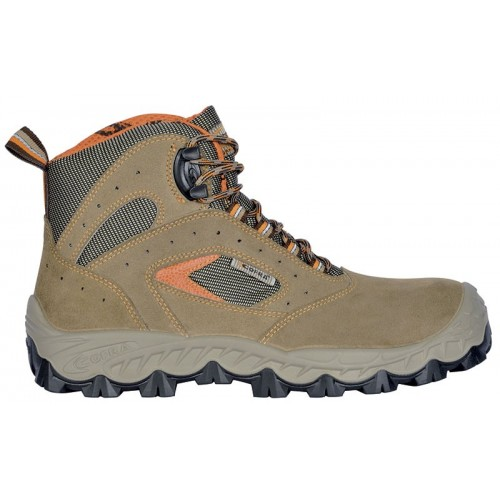NEW IONIAN S1-P SRC SAFETY SHOE COFRA TO WORK SAFELY EVEN ON CONSTRUCTION SITES Dinamitek 2