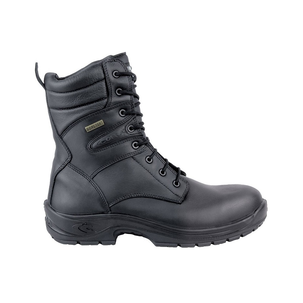 SAFETY BOOT SUITABLE FOR WET AND OUTDOOR ENVIRONMENTS OFFICER O2 WR HRO SRC FO COFRA Dinamitek 2