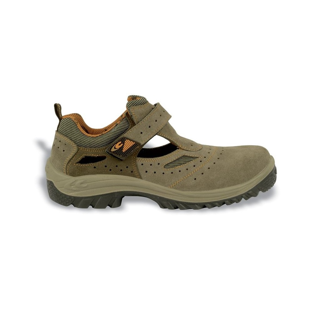 SAFETY SANDALSPERFECT FOR WORKING DURING THE SUMMER MONTHS PANAMA COFRA Dinamitek 2