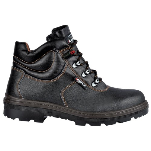 SAFETY SHOE OFFERS MAXIMUM PROTECTION EVEN IN AGRICULTURE AND CONSTRUCTION PARIDE BIS S3 SRC COFRA Dinamitek 2