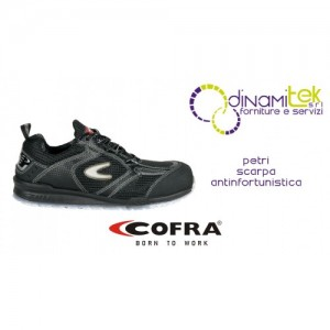 SAFETY SHOE FOR INDUSTRY AND CRAFTS PETRI S1 P SRC COFRA Dinamitek 1