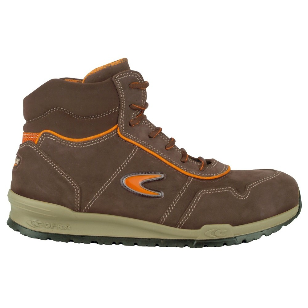 SAFETY BOOT FOR CONSTRUCTION AND CRAFTS PIOLA S3 SRC COFRA Dinamitek 2