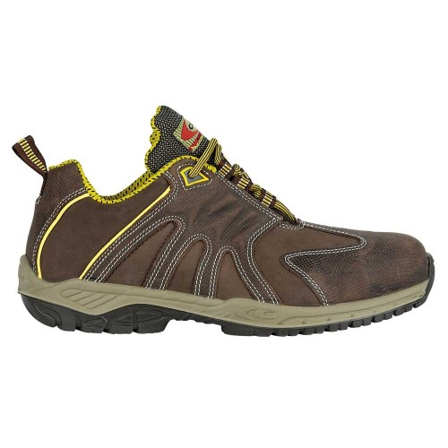 SAFETY SHOE FOR CONSTRUCTION INDUSTRY AND CRAFTS SET BALL S3 SRC COFRA Dinamitek 2