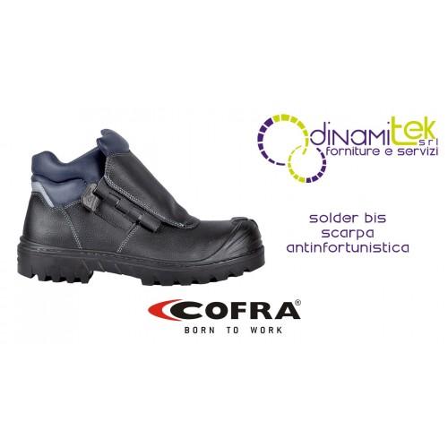 SOLDER BIS COFRA SAFETY BOOT FOR WELDING AND CONSTRUCTION Dinamitek 1