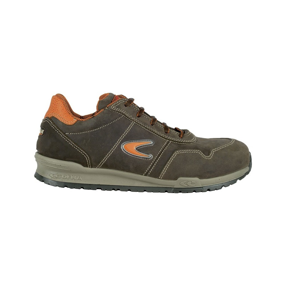 SAFETY SHOE FOR CONSTRUCTION INDUSTRY AND CRAFTS YASHIN S3 SRC COFRA Dinamitek 2