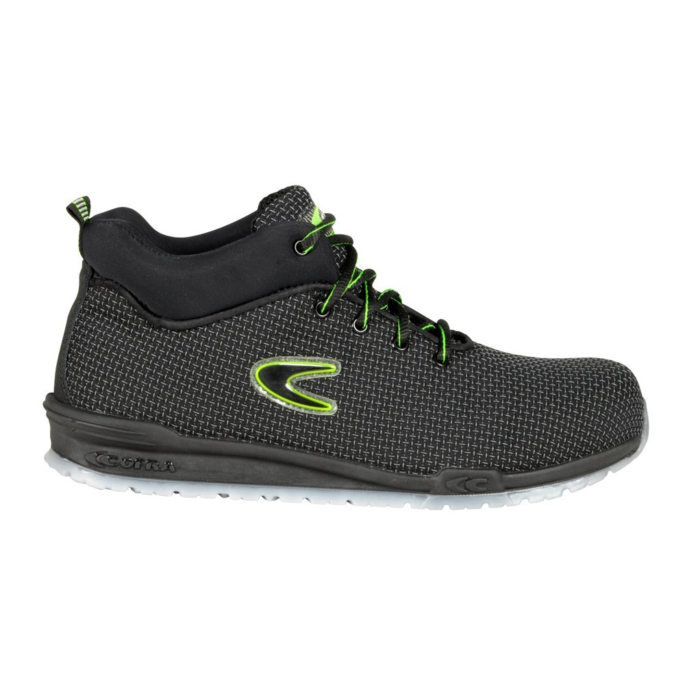 SAFETY SHOE SUITABLE FOR OUTDOORS AND FOR ALL JOBS YOUTH S3 SRC COFRA Dinamitek 2