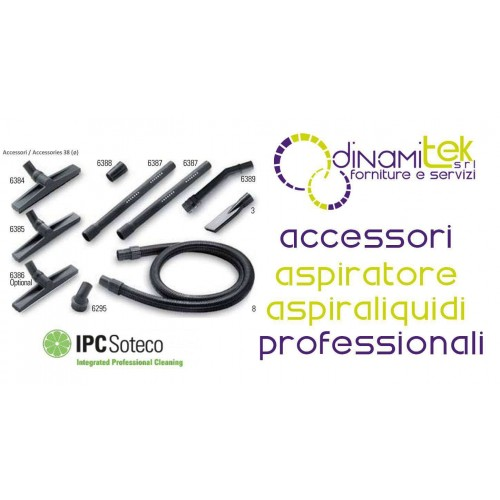 SPPV01336 06386 BRUSH CARPET IPC OTECO Dinamitek 1