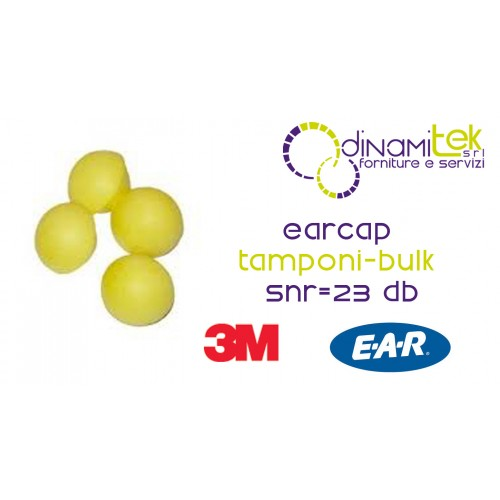 EARCAP-INSERTS-REPLACEMENT EARCAPS AND EARBAND-CF 10 PAIRS 3M Dinamitek 1