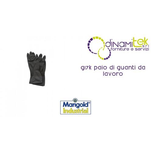 PAR DE GUANTES DE TRABAJO G17K MARIGOLD INDUSTRIAL Dinamitek 1