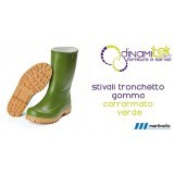 SOCKET MARTINELLO NATURAL RUBBER, GREEN, WITH TANK Dinamitek 1